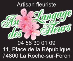 Au langage des fleurs