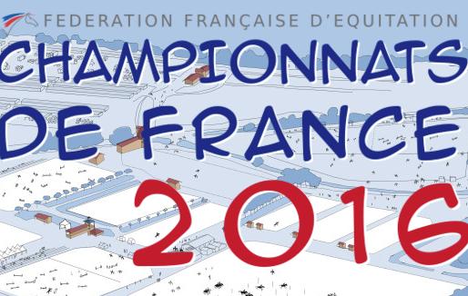Les championnats de France 2016