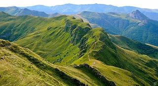 Randonnée à cheval Cantal