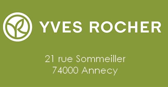Yves Rocher Annecy
