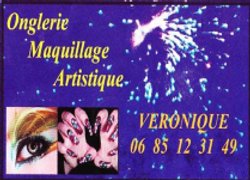 Onglerie, maquillage artistique