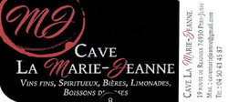 cave marie jeanne