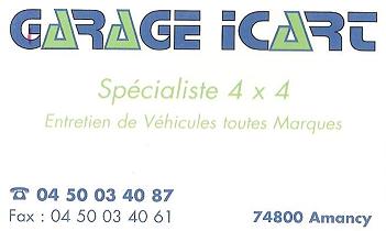 Garage Icart