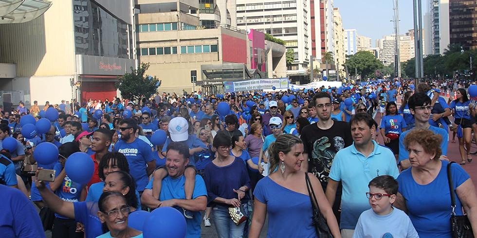 3a. Caminhada pelo Dia Mundial de Conscientização do Autismo