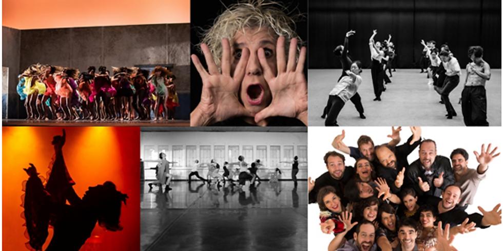 Eté - Barbatuques e Ballet Stagium