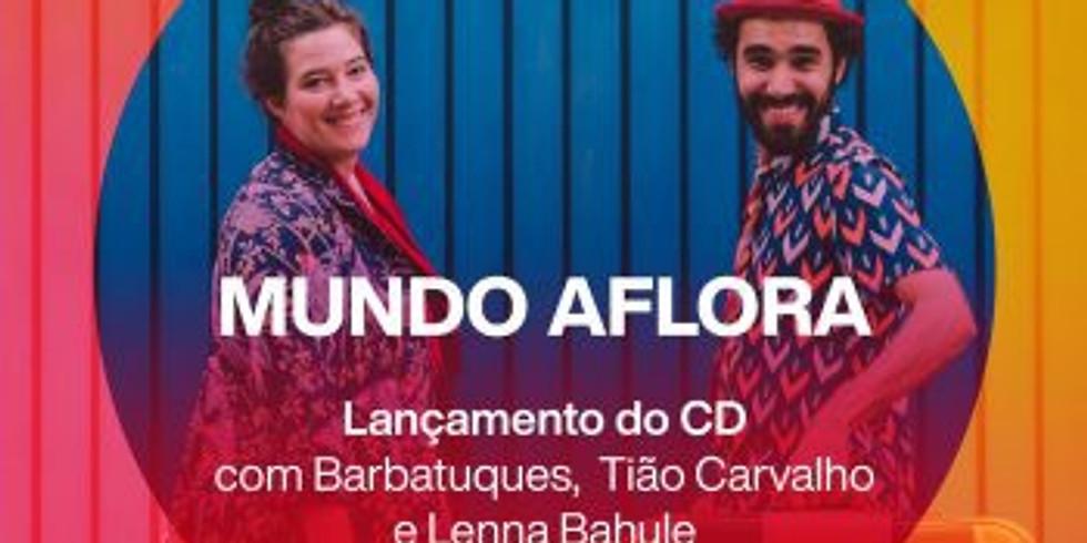 Mundo Aflora apresenta seu novo CD com Barbatuques na Casa Natura Musical