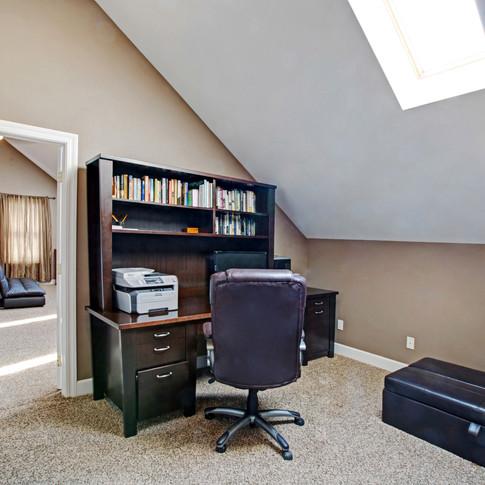 Loft off Bedroom 4