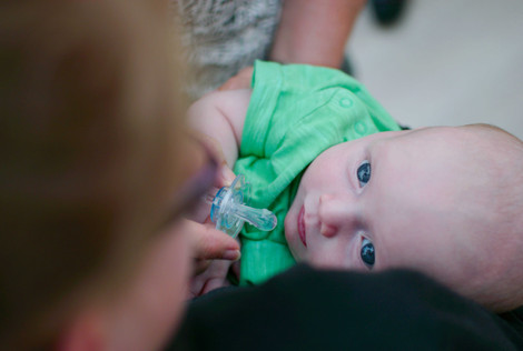 Baby Lifestyle Photography