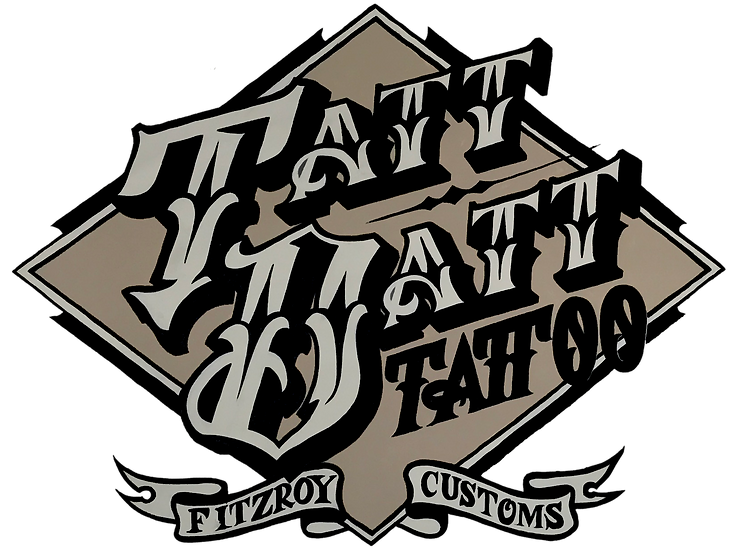 Tattdatt tattoo logo
