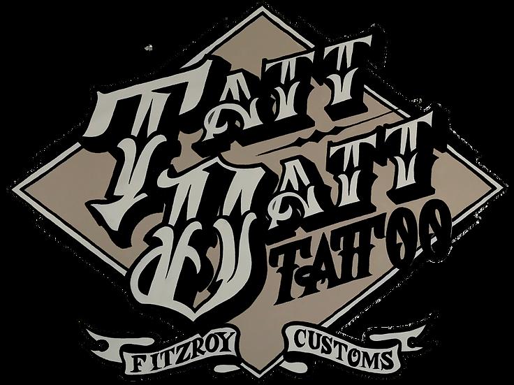 Tattdatt tattoo logo