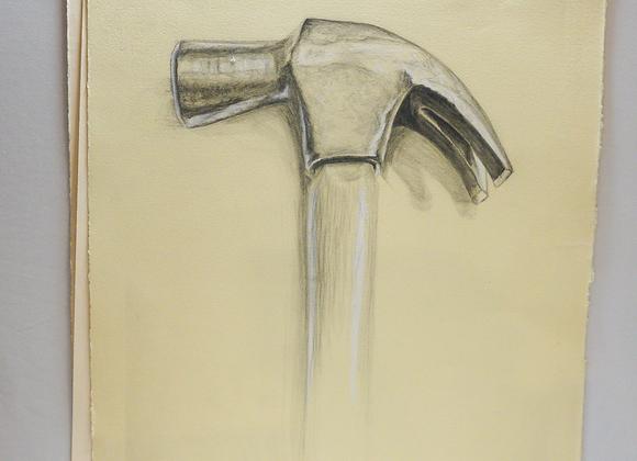 Hammer study - untitled 1