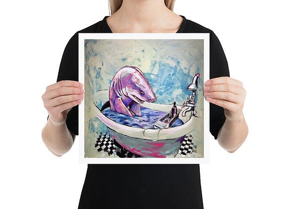 Q1 - Shark tub