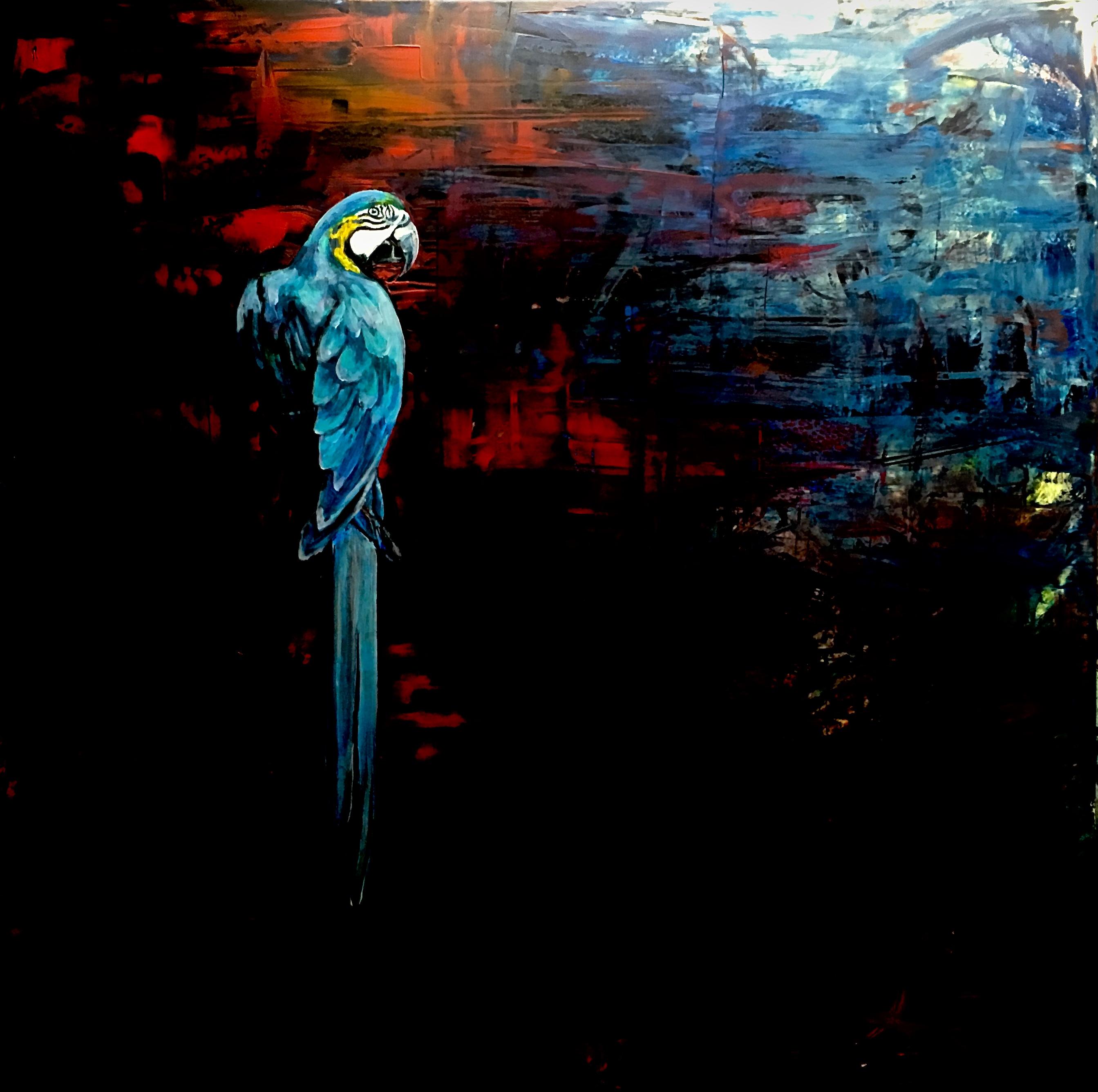 Parrots' void