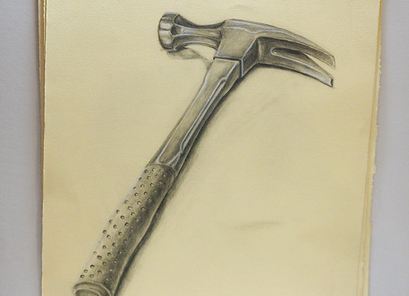 Hammer study - untitled 3