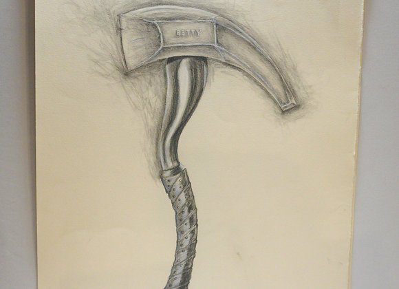 Hammer study - Betty
