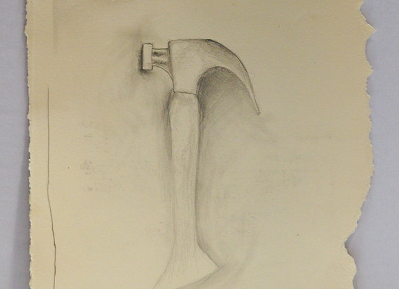 Hammer study - untitled 4