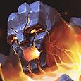 Might & Magic Heroe's Era of Chaos Earth Elemental