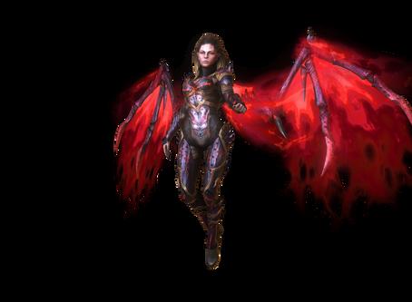 New Hero Lydia the Deathsiren revealed...BROKEN!
