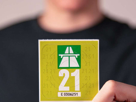 Mandatory Swiss Motorway Vignettes 2021