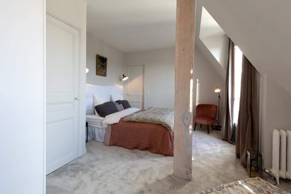 Nelly Cortot Architecture, Paris, 2018