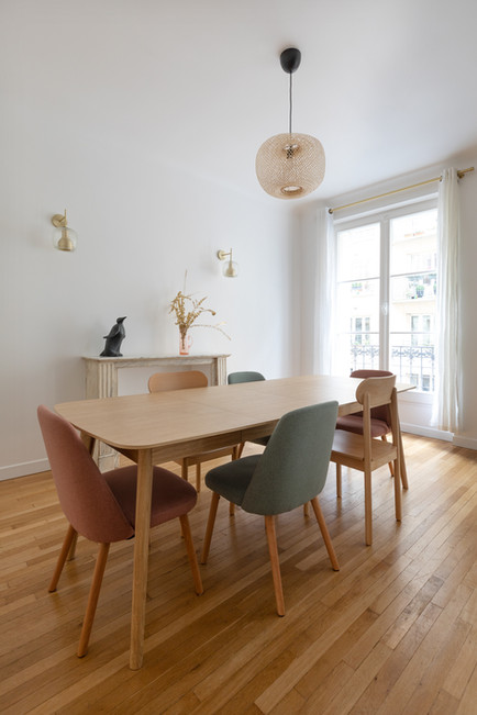 Agence Charlotte Fequet, Paris, 2020