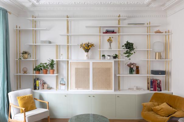 Agence Charlotte Fequet, Paris, 2019