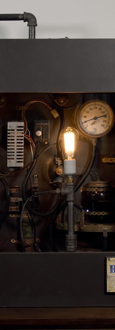 Antique Time Machine Prop