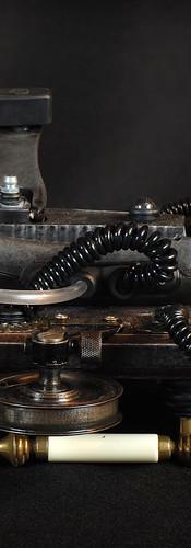 Item # ES2 - 35 (Ornate): Alternate Energy Manual Charging Mechanism B