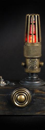 Item # D12 - BH11B: Crystalline Microwave Absorption Unit