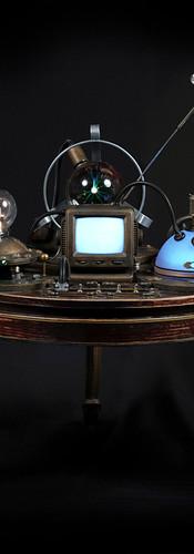 Item # D7 - AH4: Time Manipulation Control Centre