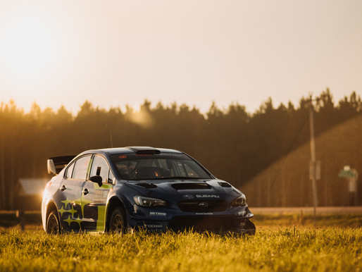 The 2020 ojibwe Forest Rally