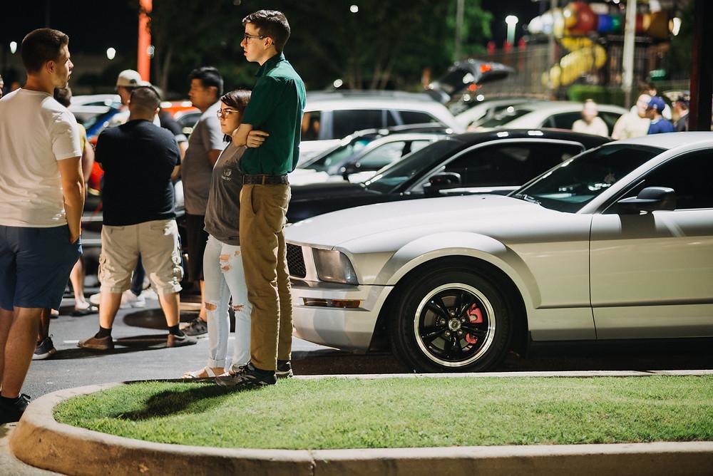V6 Ford Mustang