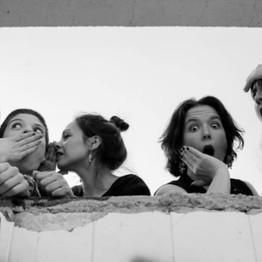 Las Texidoras, sesión realizada por Belén Figal