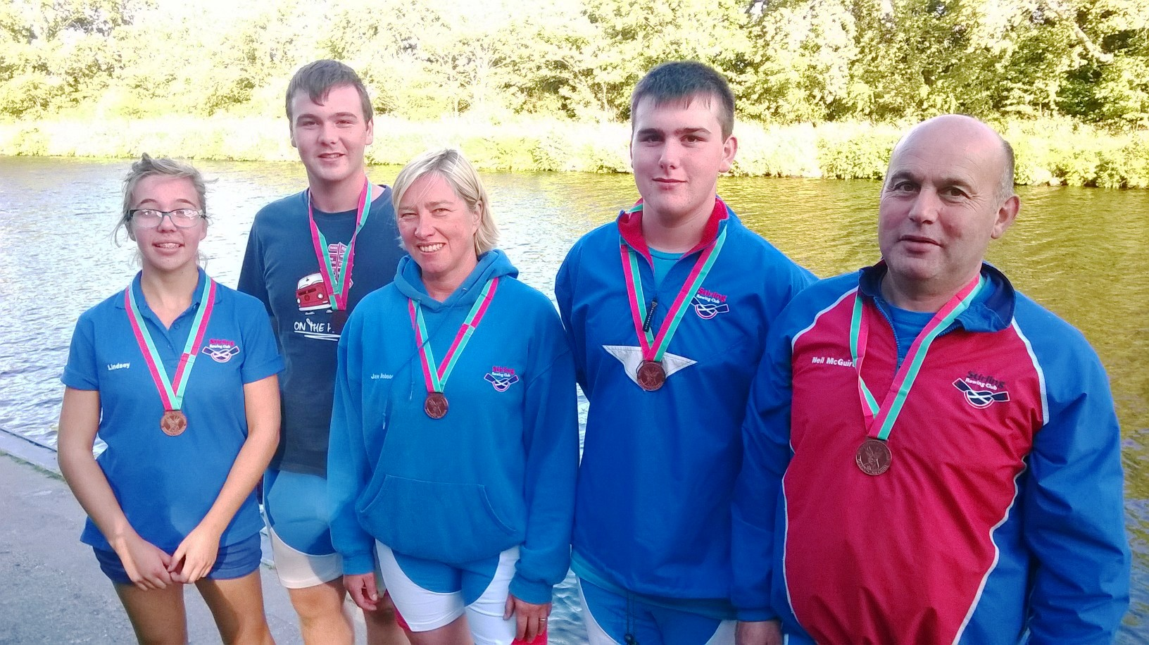 Stirling Gen4x winners - Inverness Sprint - Aug 2014