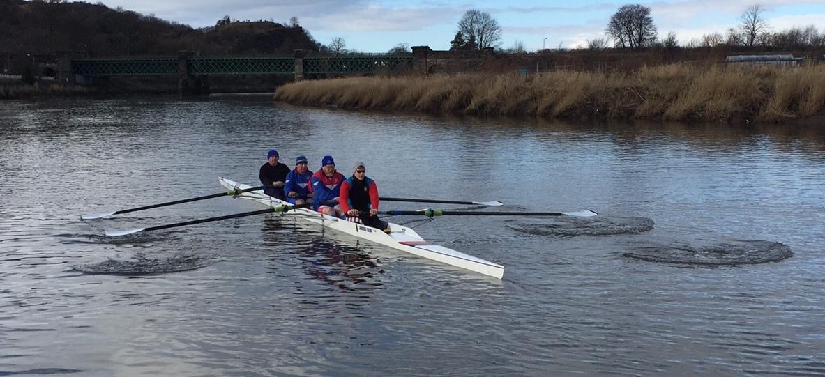 rowing 4 nice