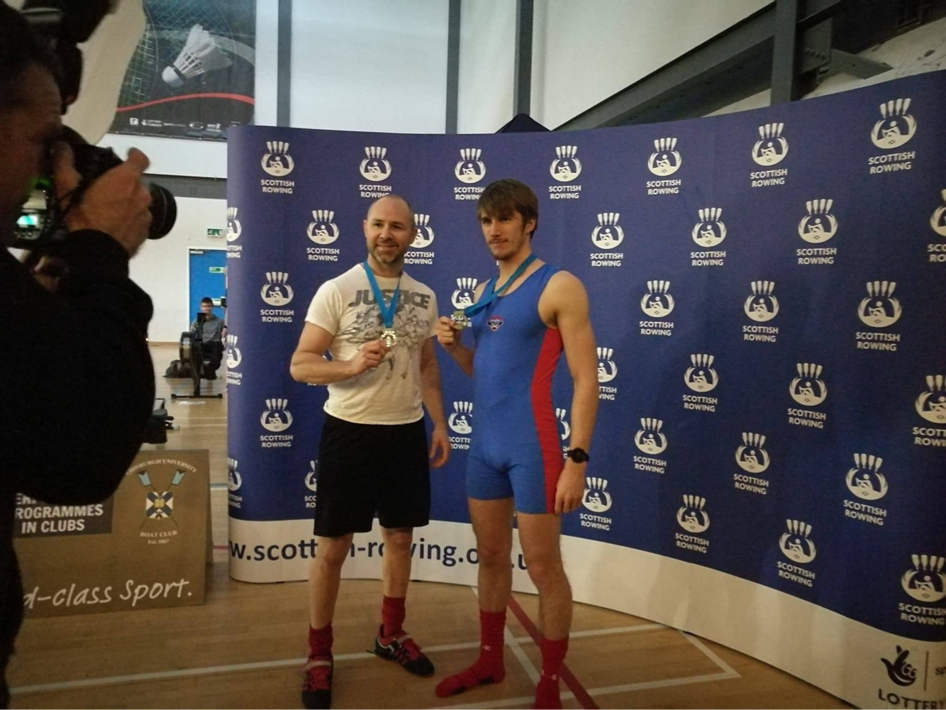 Scottish Indoor Championships 2017