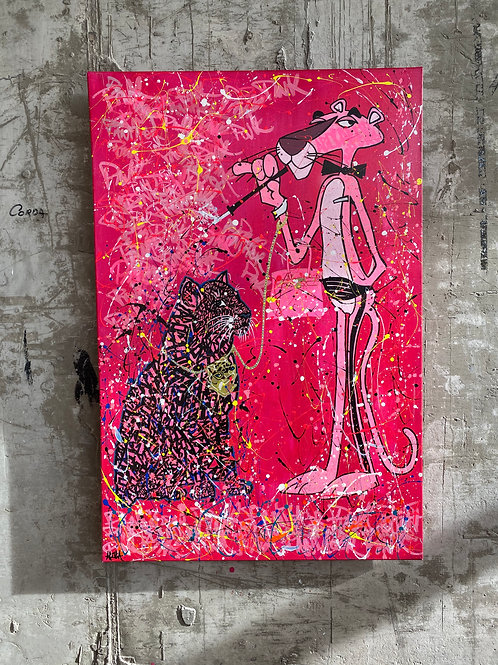 PINK PANTHER by Pakine