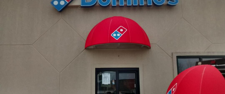 Dominos-Channel-Letters-Dome-Awnings-Mil