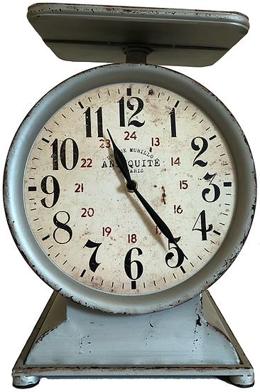 Large Scale quartz wall clock