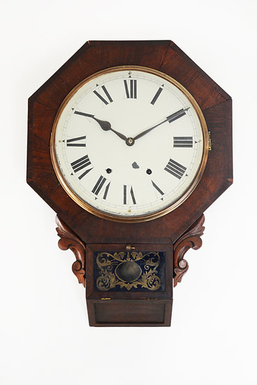 EnglishSchool Clock