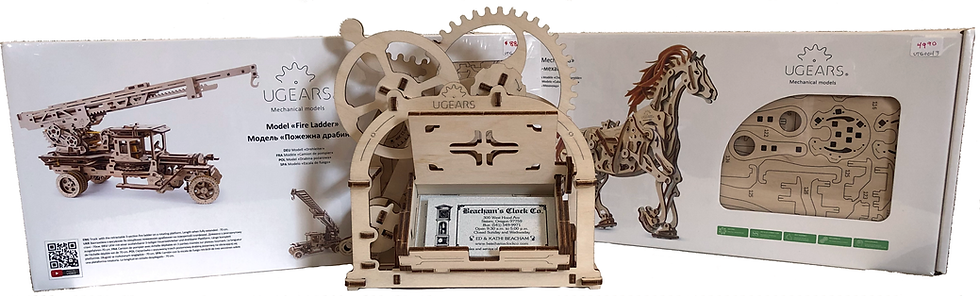 UGears Collection