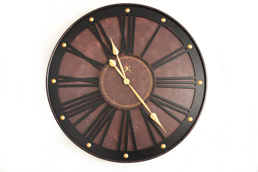 Infinity Large Wall Clock