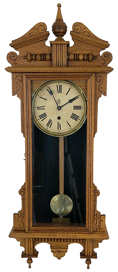 Waterbury Eton Wall clock