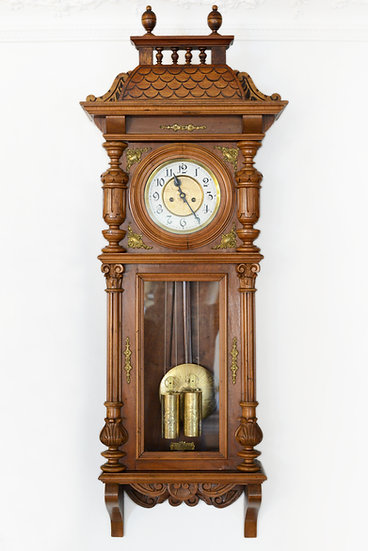 German Vienna Wall Clock