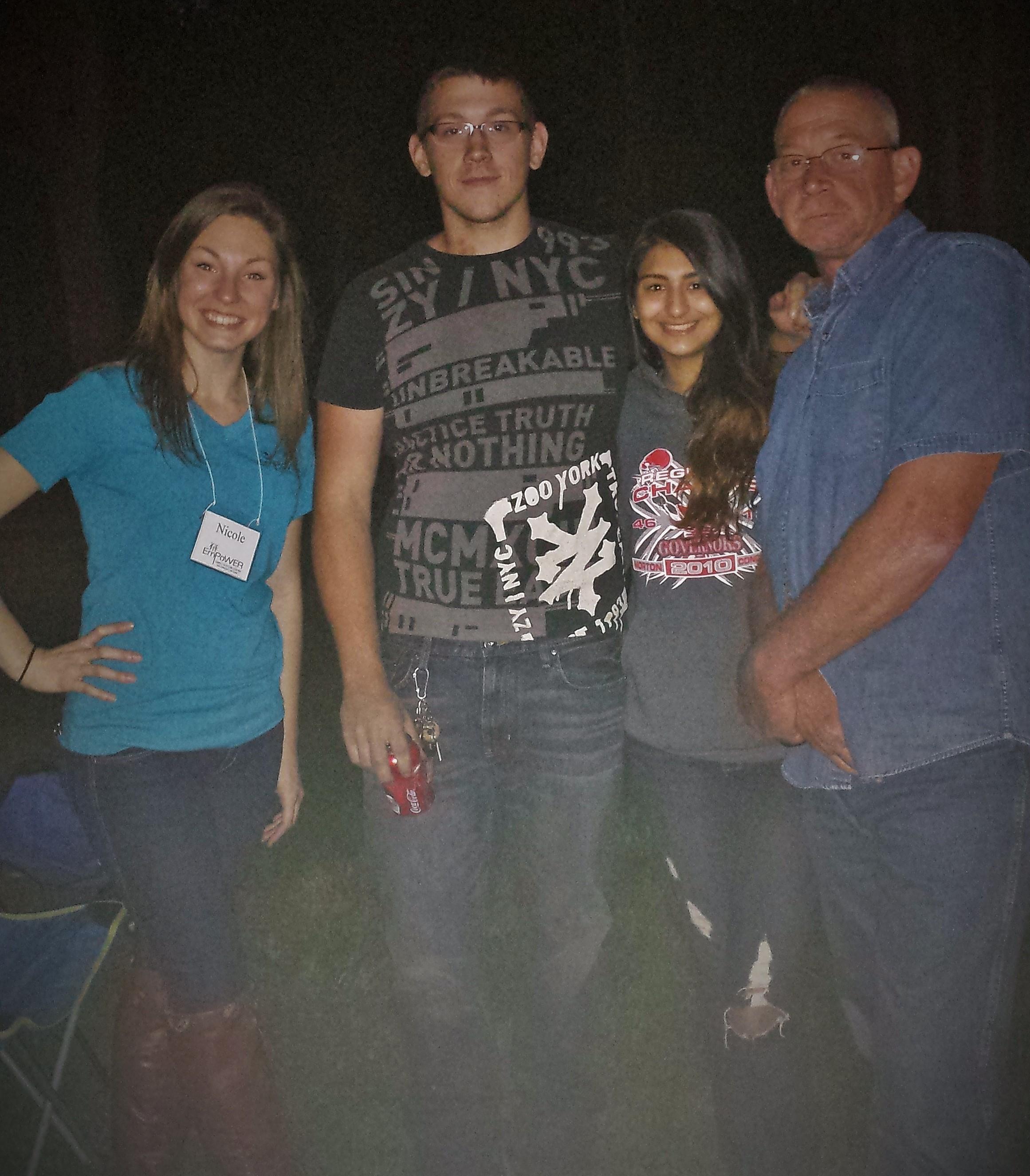 Nicole, Wade, & company