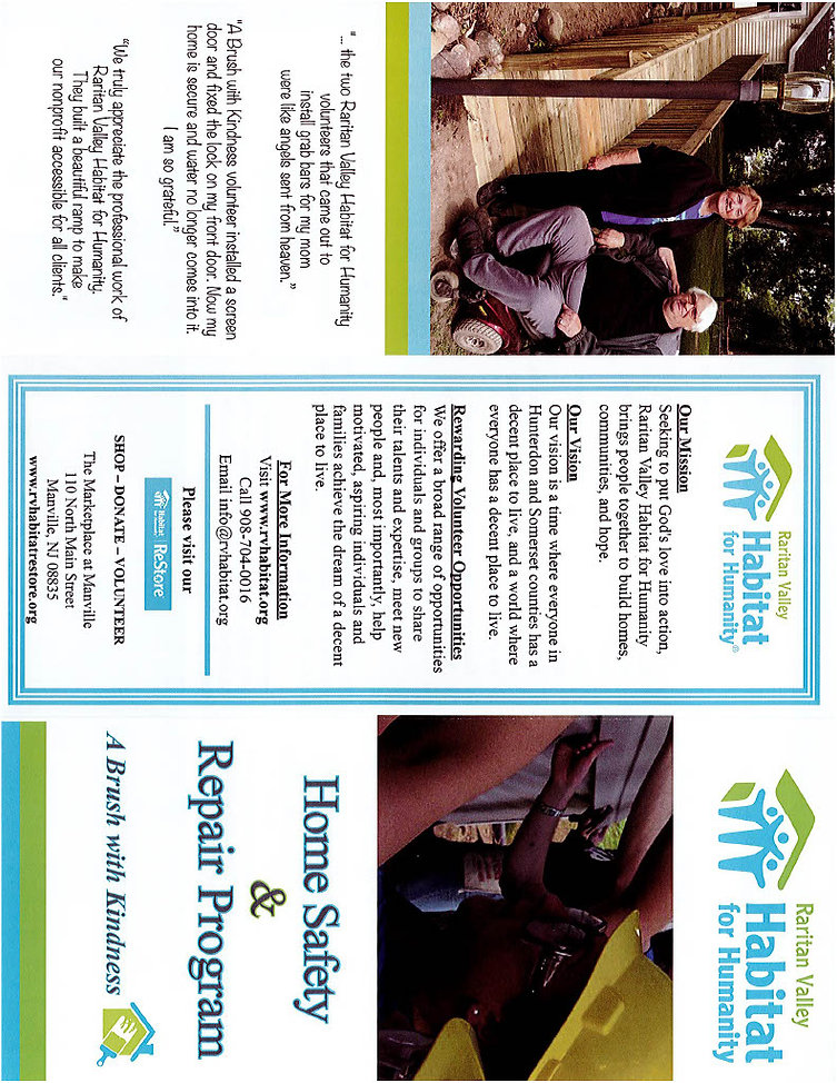 RVHFH - Home Safety & Repair Program1024
