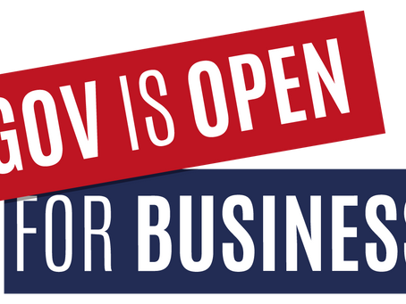 'Open for Business' Campaign