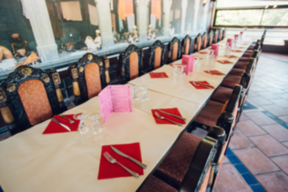Le thali restaurant pour repas d'affaires à Marseille 13011 et ses alentours pour business