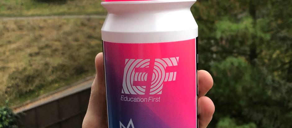 Vyhrajte bidon EF Education First!