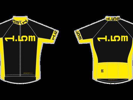 NOVINKA! Cyklistický dres 1,5 metru (pánský, dámský, dětský)